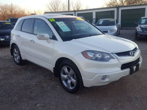 2009 Acura RDX for sale at Al's Motors Auto Sales LLC in San Antonio TX