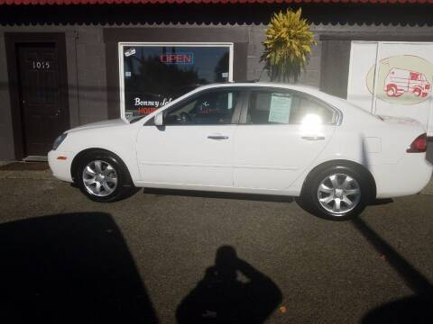 2006 Kia Optima for sale at Bonney Lake Used Cars in Puyallup WA