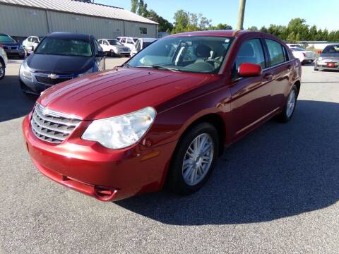 2007 Chrysler Sebring for sale at Creech Auto Sales in Garner NC