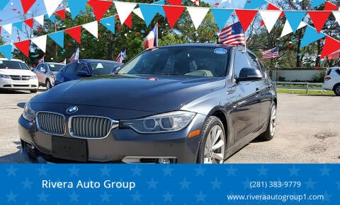 2012 BMW 3 Series for sale at Rivera Auto Group in Spring TX