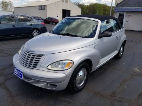 2005 Chrysler PT Cruiser for sale at Larry Schaaf Auto Sales in Saint Marys OH