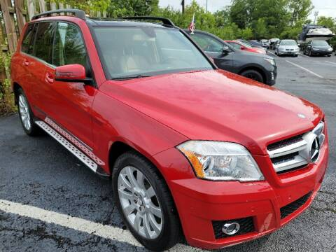 2011 Mercedes-Benz GLK for sale at Shaddai Auto Sales in Whitehall OH