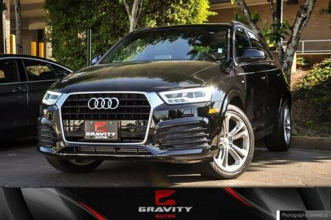 2018 Audi Q3 for sale at Gravity Autos Atlanta in Atlanta GA