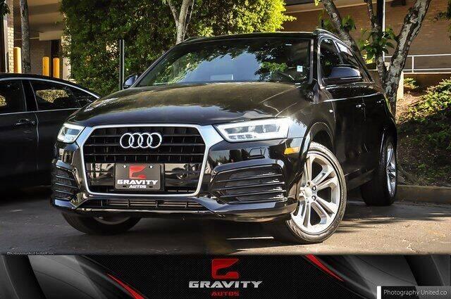 2018 Audi Q3 for sale at Gravity Autos Atlanta in Atlanta GA
