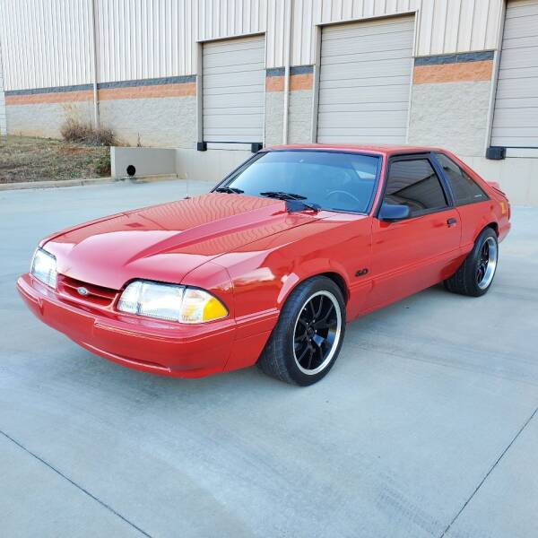 1992 Ford Mustang for sale at 601 Auto Sales in Mocksville NC