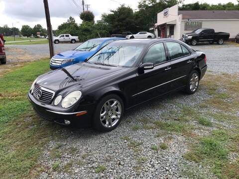 2003 Mercedes-Benz 500-Class for sale at Clayton Auto Sales in Winston-Salem NC
