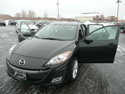 2010 Mazda MAZDA3 for sale at Prospect Auto Sales in Osseo MN