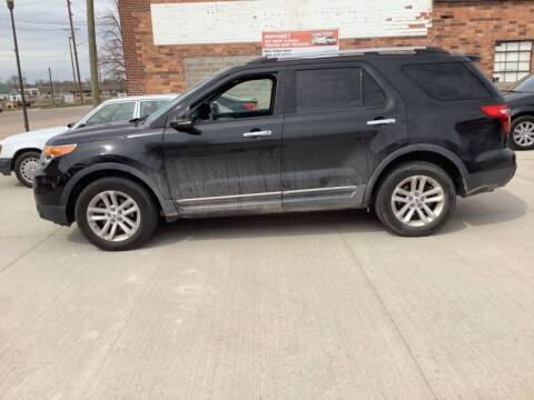 2013 Ford Explorer for sale at Paris Fisher Auto Sales Inc. in Chadron NE