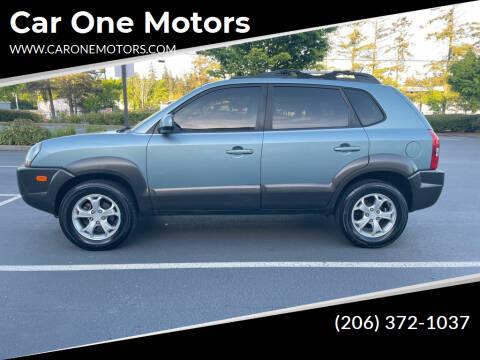 2009 Hyundai Tucson for sale at Car One Motors in Seattle WA