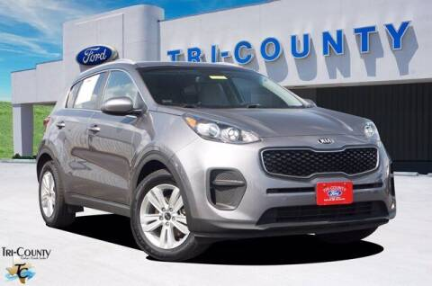 2017 Kia Sportage for sale at TRI-COUNTY FORD in Mabank TX