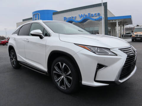 2017 Lexus RX 350 for sale at RUSTY WALLACE HONDA in Knoxville TN