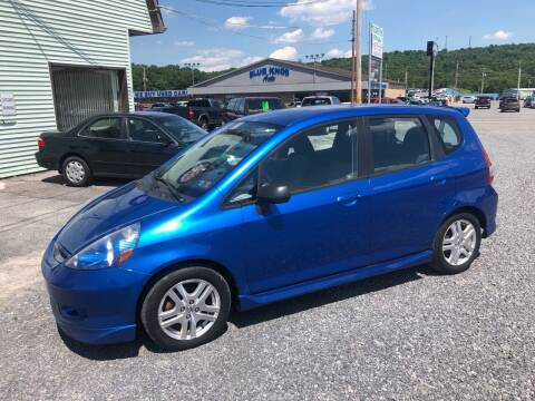 2008 Honda Fit for sale at Superior Auto Sales in Duncansville PA