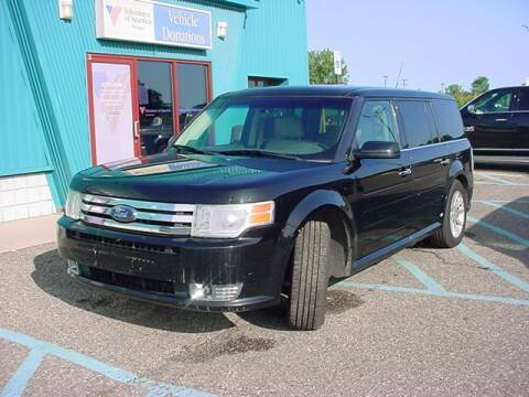 2009 Ford Flex for sale at VOA Auto Sales in Pontiac MI