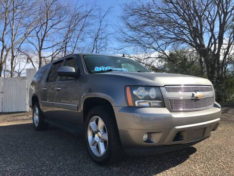 2008 Chevrolet Suburban for sale at DRIVE ZONE AUTOS in Montgomery AL