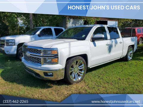 2014 Chevrolet Silverado 1500 for sale at Honest John's Used Cars in Deridder LA