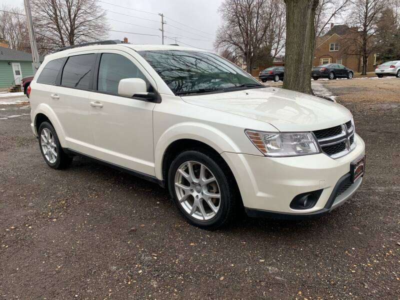 2014 Dodge Journey for sale at BROTHERS AUTO SALES in Hampton IA
