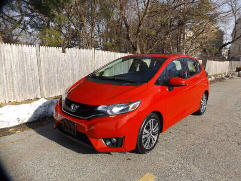2016 Honda Fit for sale at Wayland Automotive in Wayland MA