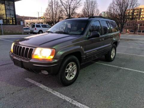 1999 Jeep Grand Cherokee for sale at Auto Wholesalers Of Rockville in Rockville MD