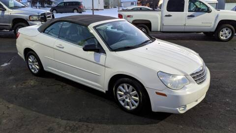 2008 Chrysler Sebring for sale at Kidron Kars INC in Orrville OH