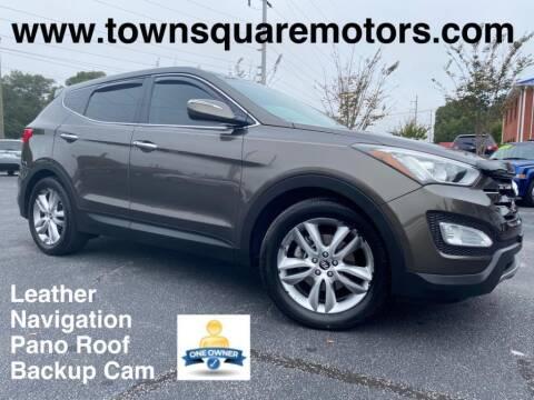 2013 Hyundai Santa Fe Sport for sale at Town Square Motors in Lawrenceville GA