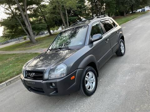 2007 Hyundai Tucson for sale at Starz Auto Group in Delran NJ