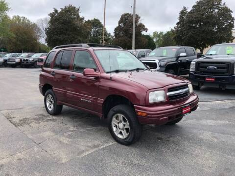 2003 Chevrolet Tracker for sale at WILLIAMS AUTO SALES in Green Bay WI