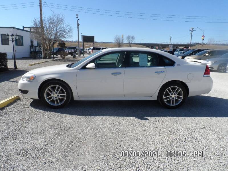 2009 Chevrolet Impala for sale at Town and Country Motors in Warsaw MO