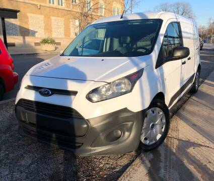 2014 Ford Transit Connect Cargo for sale at Jeff Auto Sales INC in Chicago IL
