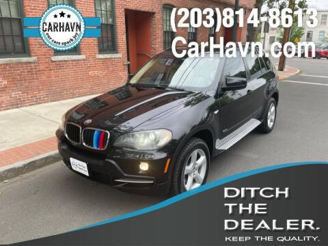 2008 BMW X5 for sale at CarHavn in New Haven CT