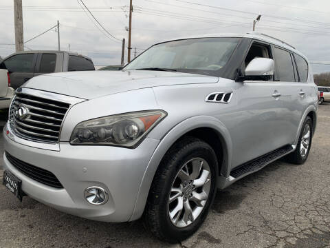 2012 Infiniti QX56 for sale at Safeway Auto Sales in Horn Lake MS