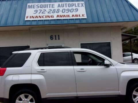 2013 GMC Terrain for sale at MESQUITE AUTOPLEX in Mesquite TX
