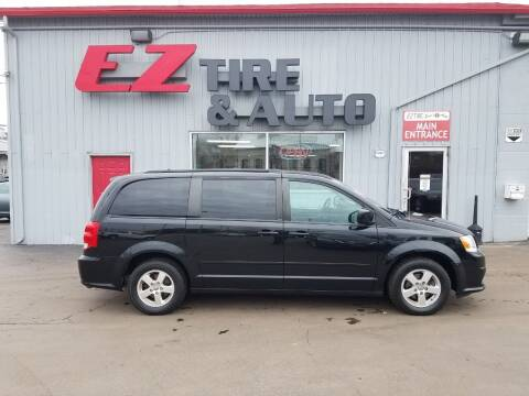 2012 Dodge Grand Caravan for sale at EZ Tire & Auto in North Tonawanda NY