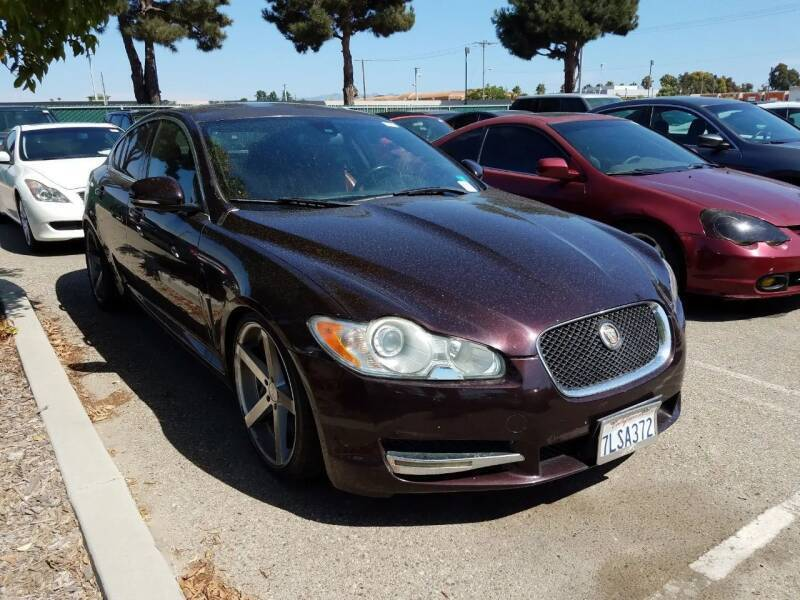 2011 Jaguar XF for sale at McHenry Auto Sales in Modesto CA
