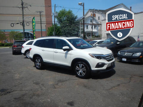 2016 Honda Pilot for sale at 103 Auto Sales in Bloomfield NJ