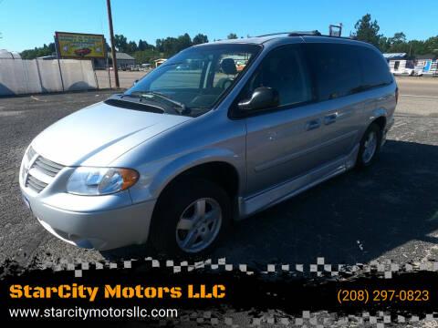 2006 Dodge Grand Caravan for sale at StarCity Motors LLC in Garden City ID