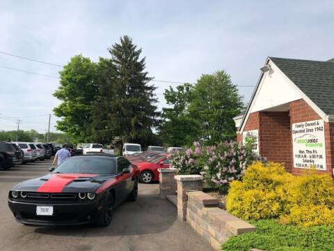 2015 Dodge Challenger for sale at Direct Sales & Leasing in Youngstown OH