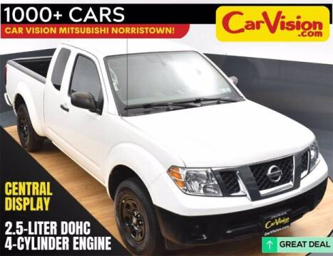 2019 Nissan Frontier for sale at Car Vision Buying Center in Norristown PA