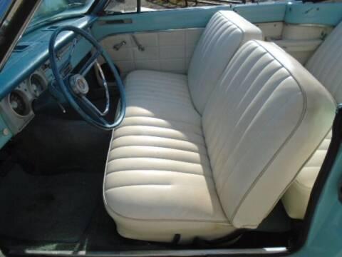 1965 Plymouth Valiant