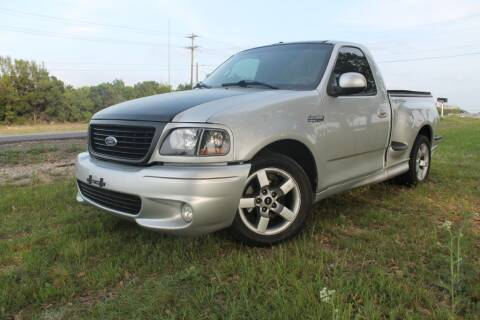 2001 Ford F-150 SVT Lightning for sale at Elite Car Care & Sales in Spicewood TX