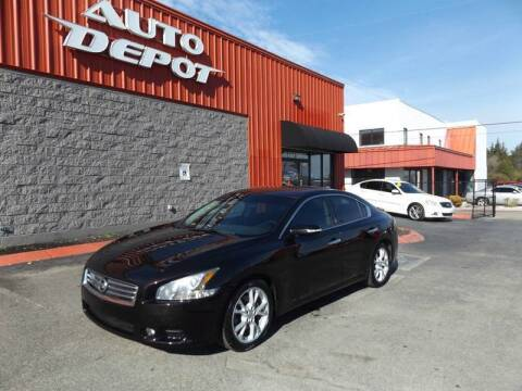 2013 Nissan Maxima for sale at Auto Depot of Madison in Madison TN