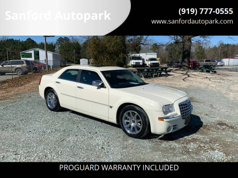 2006 Chrysler 300 for sale at Sanford Autopark in Sanford NC