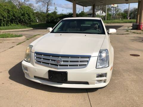 2005 Cadillac STS for sale at Xtreme Auto Mart LLC in Kansas City MO