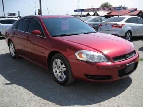 2013 Chevrolet Impala for sale at Stateline Auto Sales in Post Falls ID