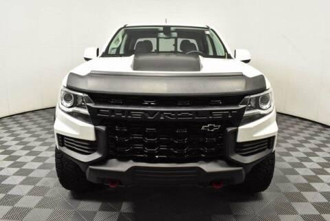 2021 Chevrolet Colorado for sale at Southern Auto Solutions-Jim Ellis Hyundai in Marietta GA