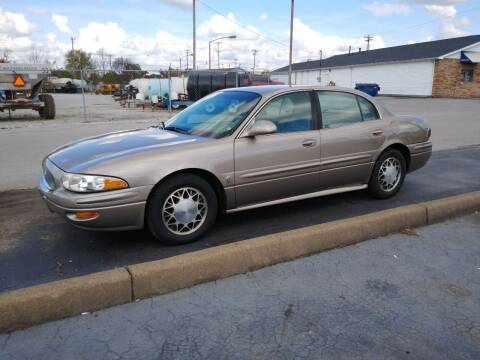 2003 Buick LeSabre for sale at Big Boys Auto Sales in Russellville KY