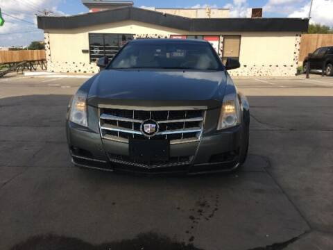 2011 Cadillac CTS for sale at Auto Limits in Irving TX