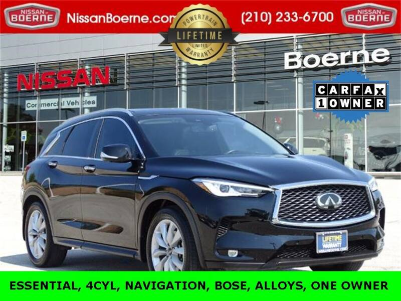 2019 Infiniti QX50 for sale at Nissan of Boerne in Boerne TX