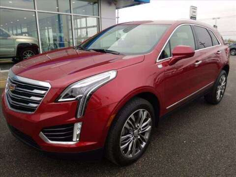 2019 Cadillac XT5 for sale at Herman Jenkins Used Cars in Union City TN