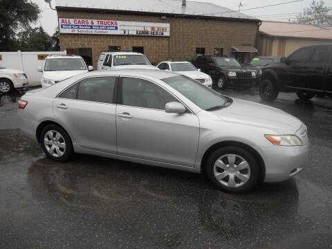 2009 Toyota Camry for sale at All Cars and Trucks in Buena NJ