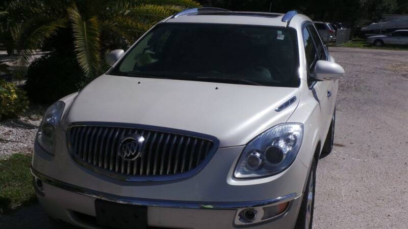 2010 Buick Enclave CXL 4dr Crossover w/2XL - Fort Myers FL